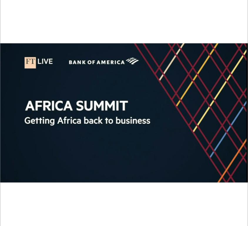 SAFT – FT Africa Summit